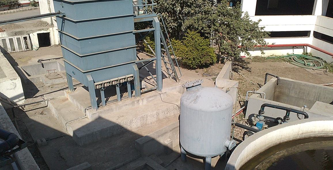 Decentralized Waste Water Treatment in MGM University Campus